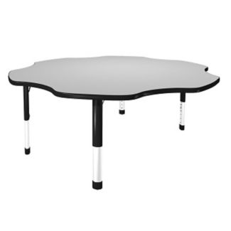 "Flower-Shaped Activity Table - 60"" Diameter, A10029"