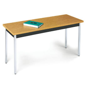 "Office Table Fixed Leg 18""x60"", T11063"