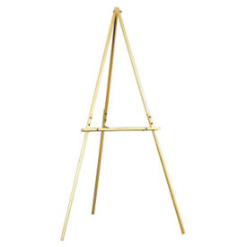 Multi Purpose Wood Easel, V21875