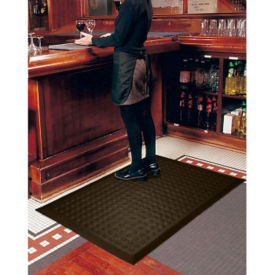 Rubber Anti-Fatigue Mat - 4' x 6', W60786