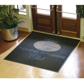 "WaterHog Custom Logo Floor Mat 70"" x 95"" , W60821"