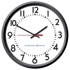 """Analog Clock - 12"""", V22063"""
