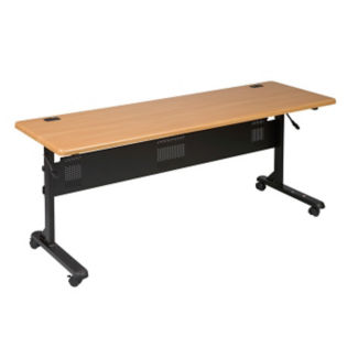"72""W x 24""D Mobile Flipper Table, T11236"