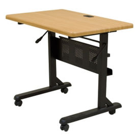 "36""W x 24""D Mobile Flipper Table, T11238"