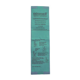 Pack of 10 Vacuum Bags for V22142 (Bissell BGU8000), V22161