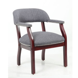 Fabric Captain's Chair, C80019