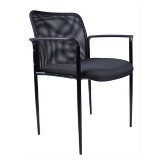 Mesh Back Guest Chair, C80279