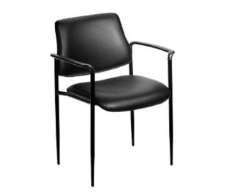 Square Back Fabric Stacking Chair, C80320