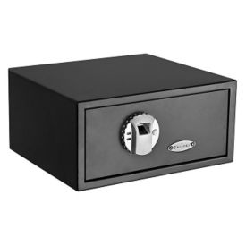 "Biometric Fingerprint Safe - 14.5""W x 16.5""D, B30531"