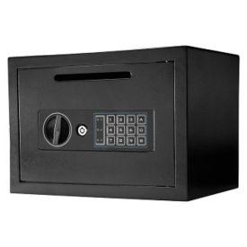 "Keypad Depository Safe - 13.75""W x 9.85""D, B30546"