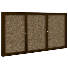 "Indoor Enclosed Board 96"" x 48"", B20081"