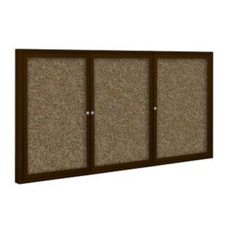 """Outdoor Rubber-Tak Board 72"""" x 48"""", B23177"""