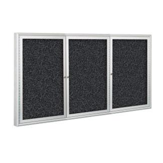 """Outdoor Rubber-Tak Board 72"""" x 36"""", B23182"""
