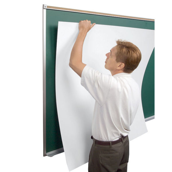 peel and stick dry erase board