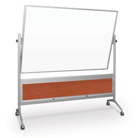 Reversible Projection and Markerboard - 6'W x 4'H, B23256