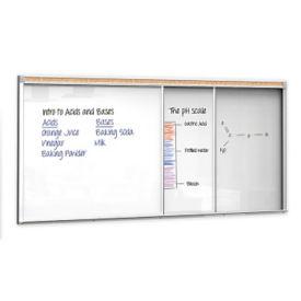 Sliding Marker Board - 12'W, B23266