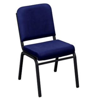 Premium Upholstered Stack Chair, C67795
