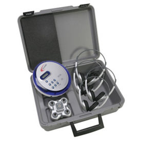 Portable CD Learning Center for 4, M10254