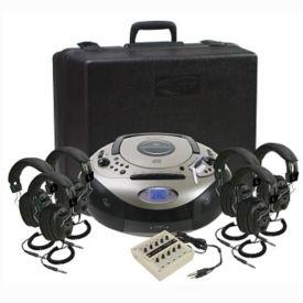 Spirit SD Listening Center 6 Person, M16203