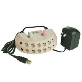 USB Hub Jackbox 6 Position, M16256