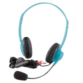 Multimedia Headphones with Mic, M16297
