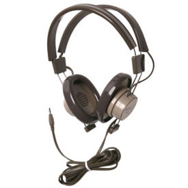 Mono Headphones with 3.5 mm Plug, M16302