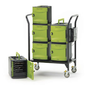 Tub Trolley - Holds 36 Devices, E10315