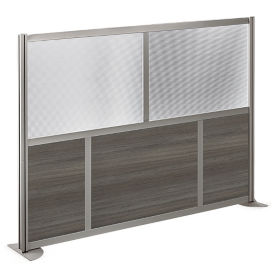 "At Work 73"" W x 52"" H Room Divider, F41890"