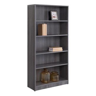 "Formation Five Shelf Bookcase - 69""H, B36768"
