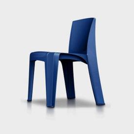 Polypropylene Stack Chair 300 lb Capacity, C67820