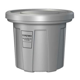 Fire Retardant Trash Can 20 Gallon Capacity, R20144