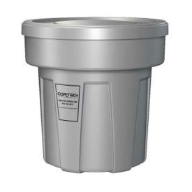 Fire Retardant Trash Can 25 Gallon Capacity, R20146