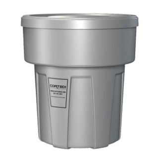 Fire Retardant Trash Can 30 Gallon Capacity, R20148