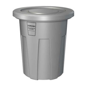 Fire Retardant Trash Can 35 Gallon Capacity, R20150