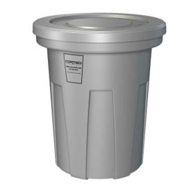 Fire Retardant Trash Can 40 Gallon Capacity, R20152