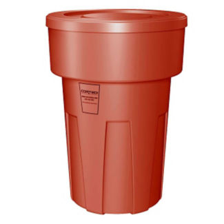Trash Can 50 Gallon Capacity, R20155