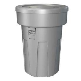 Fire Retardant Trash Can 50 Gallon Capacity, R20156