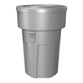 Fire Retardant Trash Can 55 Gallon Capacity, R20158