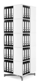 Five-Tier Storage Carousel, L40746