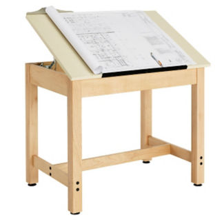 "30""H Drafting Table, A11175"