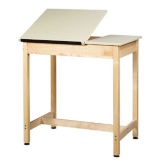 "36""H Dual Surface Drafting Table, A11178"