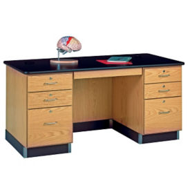 "Instructor's Desk 60""W, L70027"
