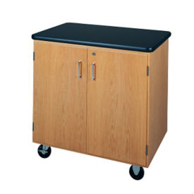 Compact Mobile Lab Storage Cabinet, L70081