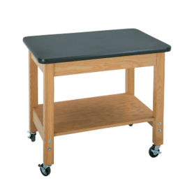 Laminate Mobile Lab Demonstration Cart, L70082