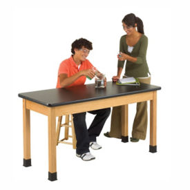 "ChemGuard Science Lab Table 30"" x 60"", L70093"