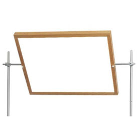 Mirror And Markerboard for Science Lab Demonstration Table, V20376