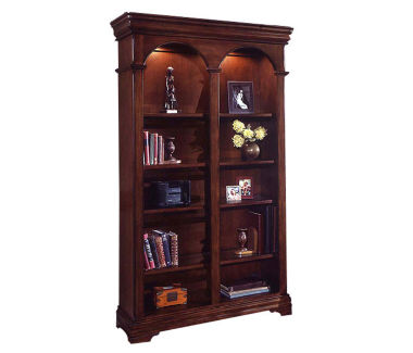 Double Bookcase, B32089