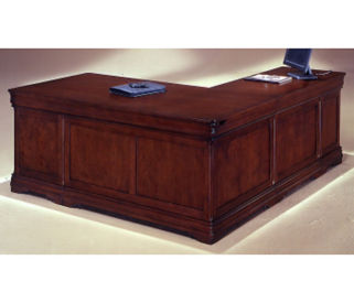 Executive Desk- Left Return, D32145