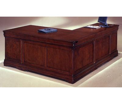 compare executive desk left return d32145 - Dmi Furniture
