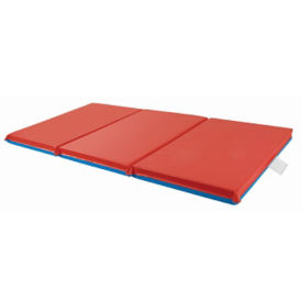 "3 Fold 1"" Thick Rest Mat, P40053"